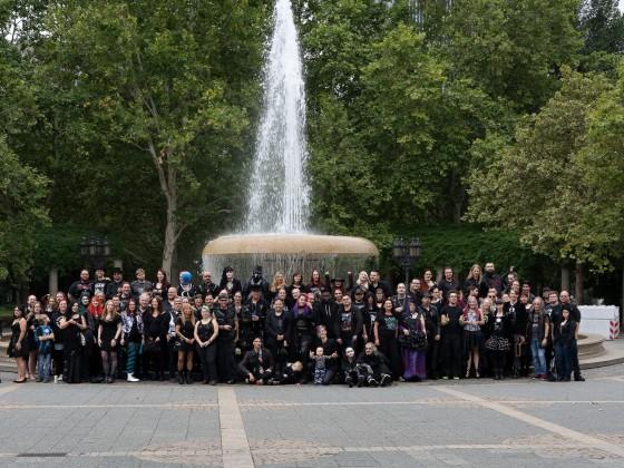 Offizielles Gruppenfoto
