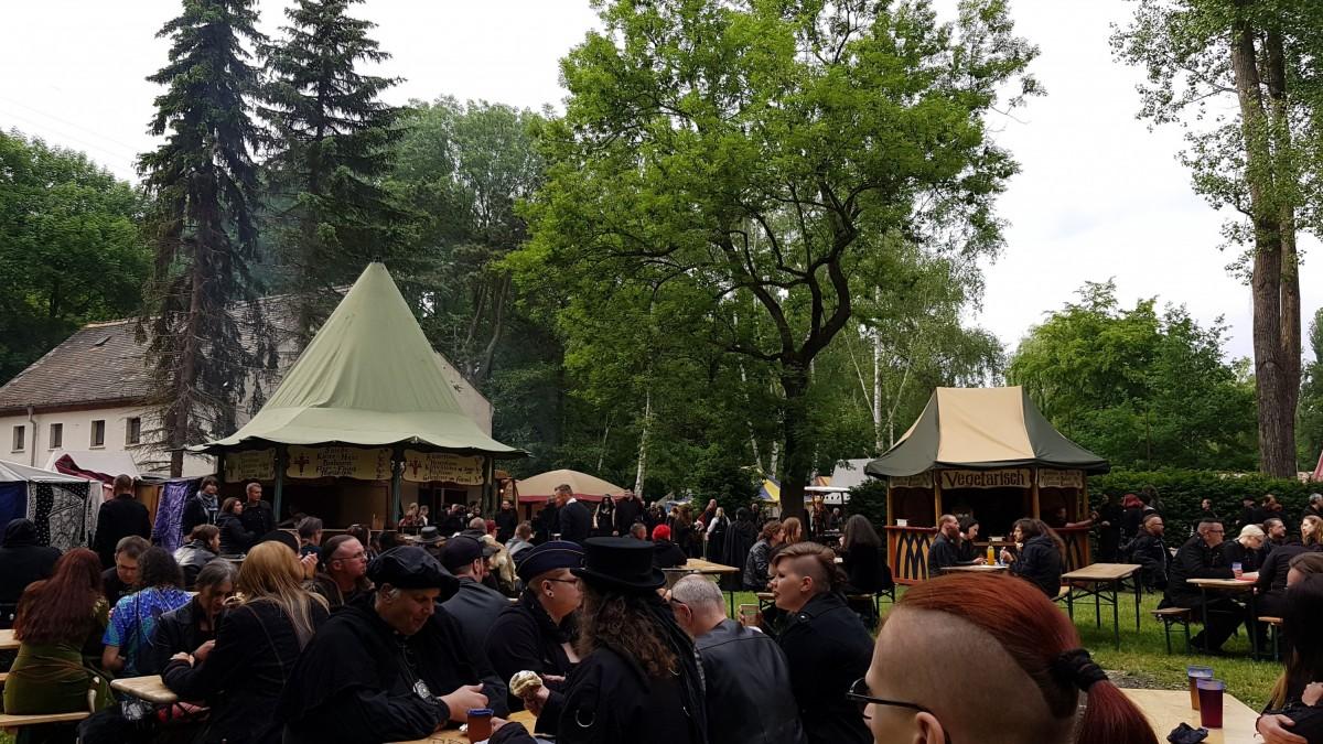 27. WGT 2018 - Heidnisches Dorf
