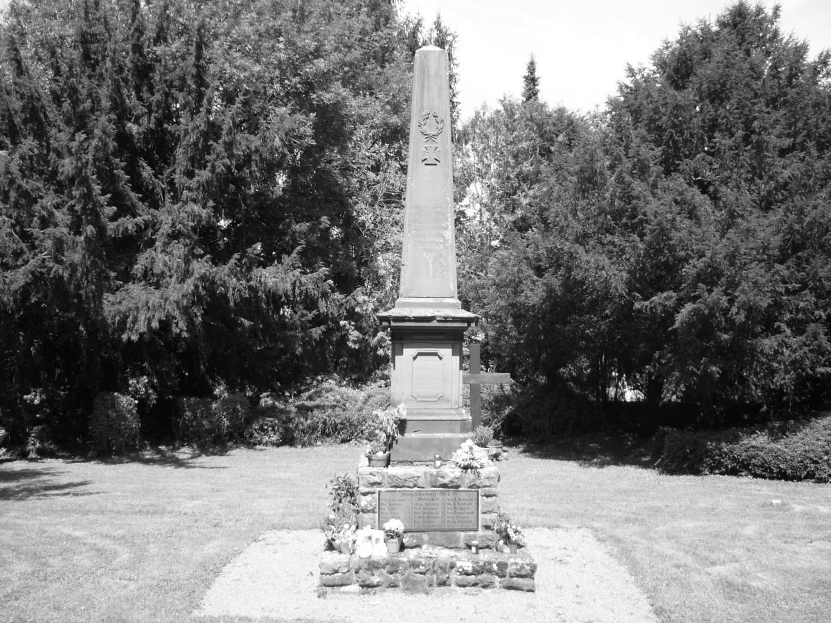 Friedhof Bad Vilbel I