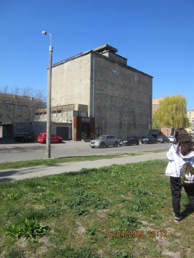 Gdansk Hochpunker als Kulturzentrum