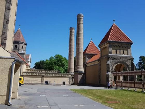 Krematorium - Leipziger Südfriedhof