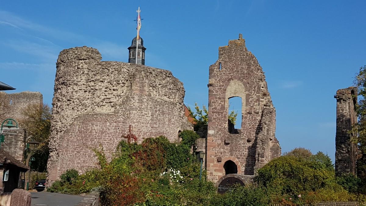 Burg Hayn - Dreieichenhain