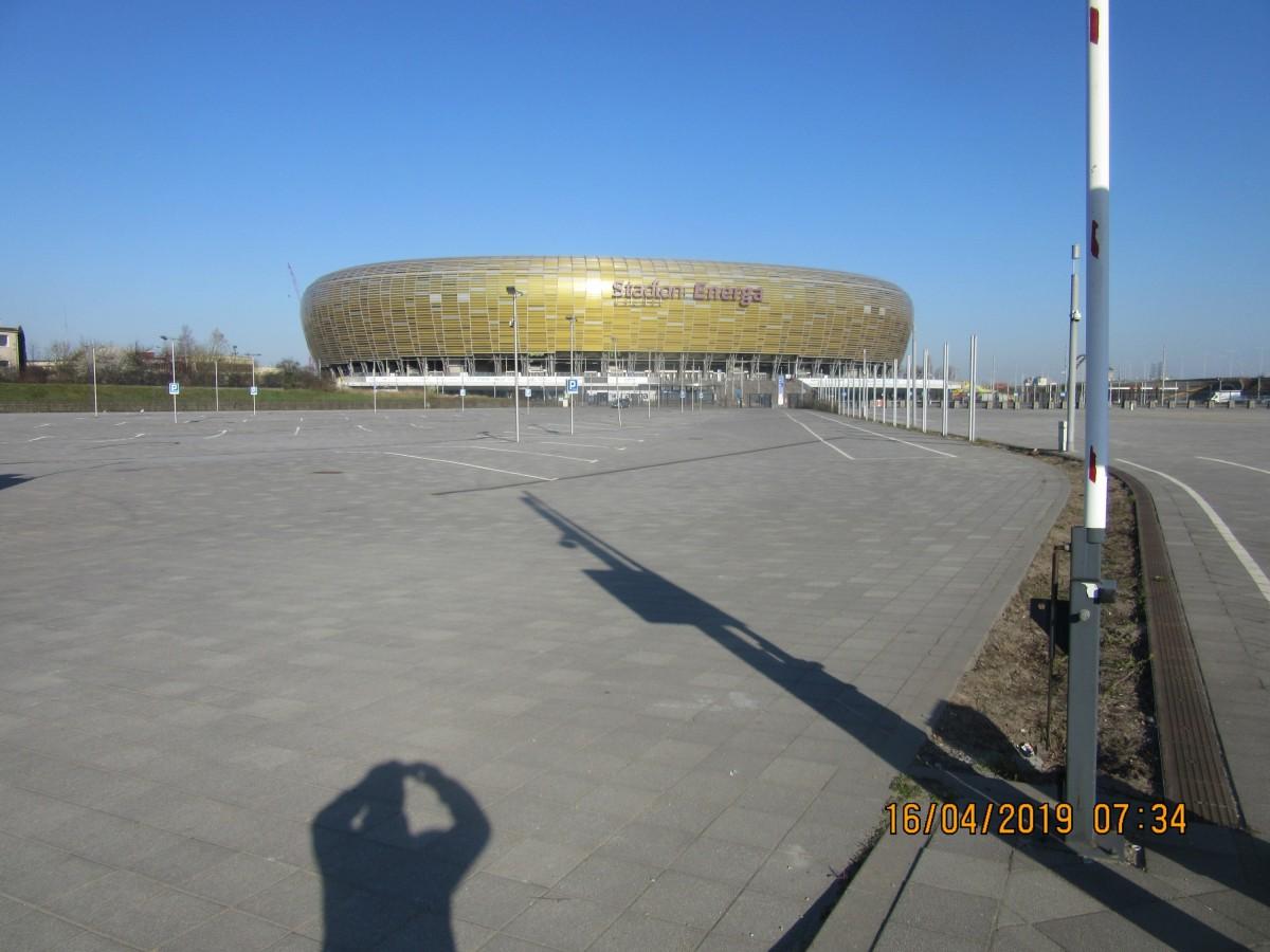 Gdansk Stadion Energa - Lechia Gdansk